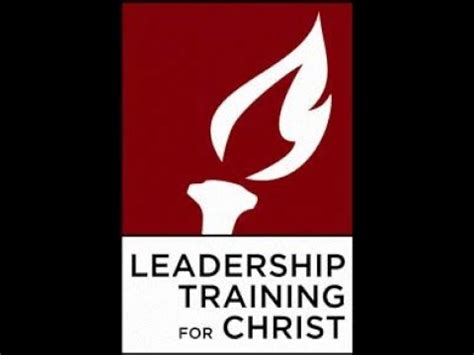 leadership training  christ youtube