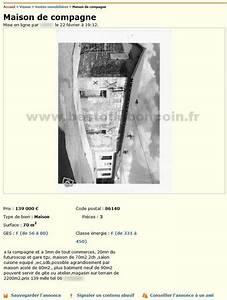 Bon Coin Poitou Charentes : maison de compagne ventes immobili res poitou charentes best of le bon coin ~ Gottalentnigeria.com Avis de Voitures