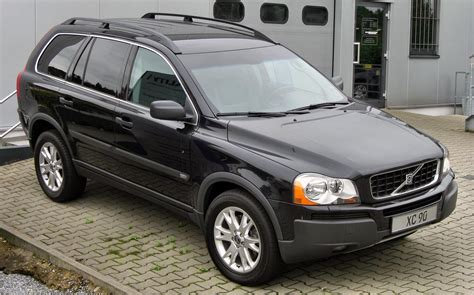 Where Is Volvo From by Volvo Xc90 Wikip 233 Dia