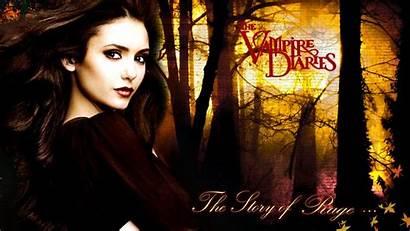 Vampire Diaries Elena Wallpapers Fanpop Caroline Forbes