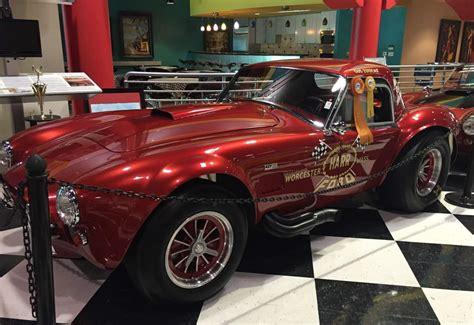 sam packs glorious vintage car museum carprousa
