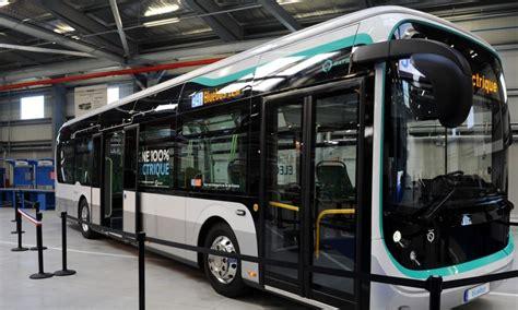 La Ratp Ouvre Sa Première Ligne De Bus 100% électrique