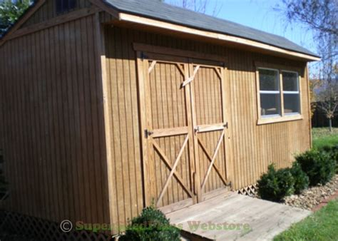 custom design shed plans  gable storage diy wood