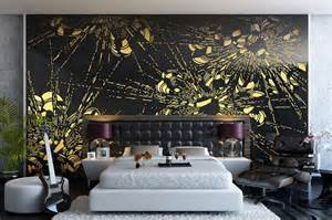 bedroom wall decorating ideas bedroom decorating ideas flowers wall mural interior design