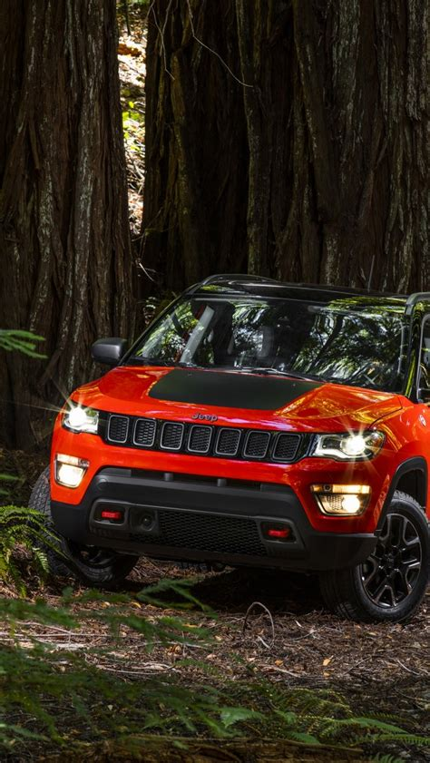 Jeep Compass Backgrounds by Wallpaper Jeep Compass Trailhawk 2017 Cars Jeep Hd