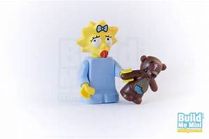 LEGO Maggie Simpsons Minifigure – Personalised LEGO