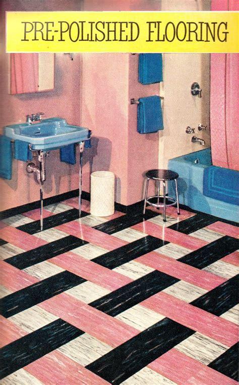 retro vinyl flooring 17 best images about linoleum on 1952