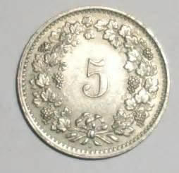 Confoederatio Helvetica 20 Coin Value