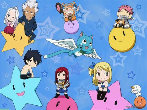 fairy tail mini anime wallpaper background wallpaper hd