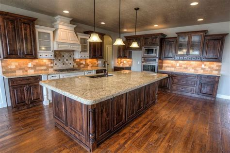 17 best images about castle creek homes kitchens on
