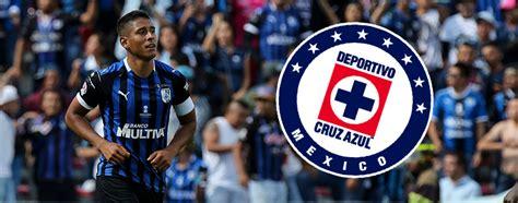 Luis Romo ya es jugador de Cruz Azul