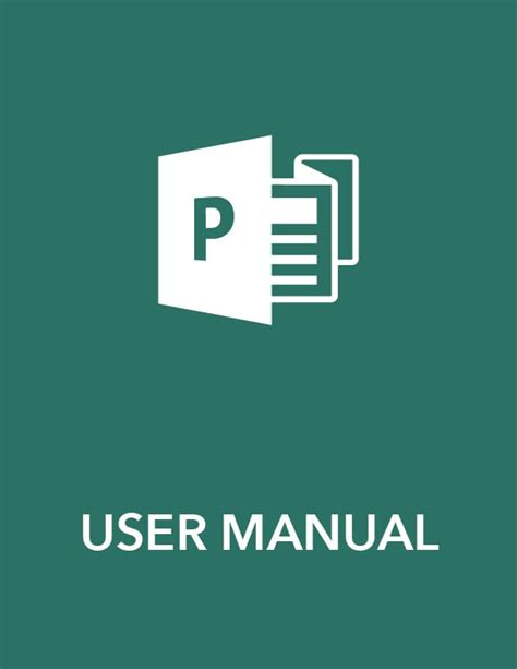 user manual templates word excel  templates