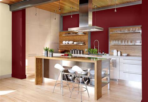 cuisine de couleur peinture quelle couleur choisir pour agrandir la cuisine