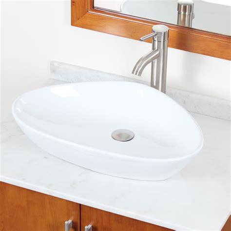 Bathroom Sink by Elite Grade A Ceramic Bathroom Sink With Unique Design