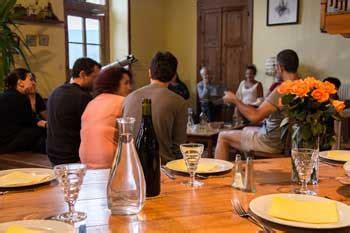 principe de la chambre principe de la table d hôte