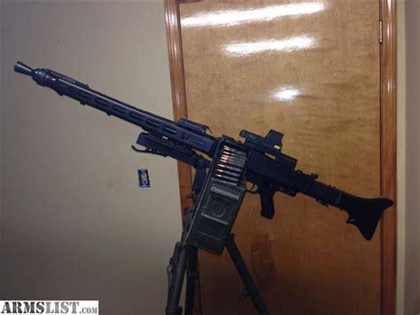 Mg3 .308semi Auto Belt Fed Rifle Eotech Tripod