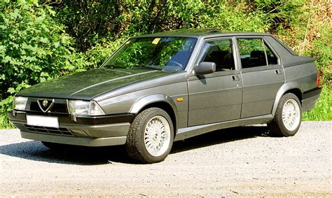 Alfa Romeo 75  Wikipedia, La Enciclopedia Libre