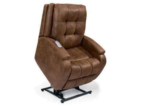 flexsteel living room fabric lift recliner 1903 55