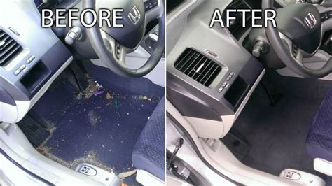 Interior Detailing Services Ensuring Your Car Is Spotless