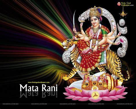 Jai Mata Di Animated Wallpaper - mata rani hd wallpapers free maa durga