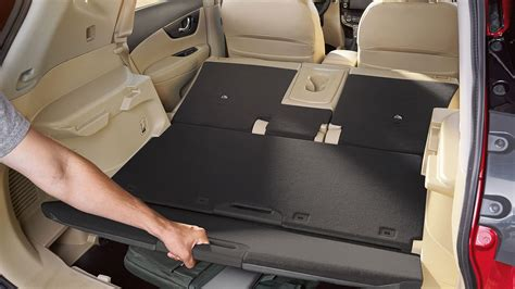 nissan rogue suv safety cargo space nissan canada