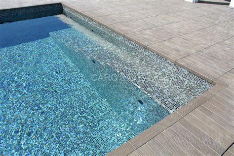 piscine en carrelage bisazza p 226 te de verre carrelage et salle de bain la seyne var caro styl