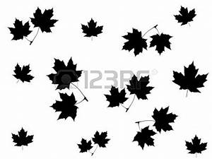 Maple Leaf Silhouette Clip Art (19+)