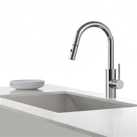 black kitchen sink faucets kitchen faucet kraususa 4712