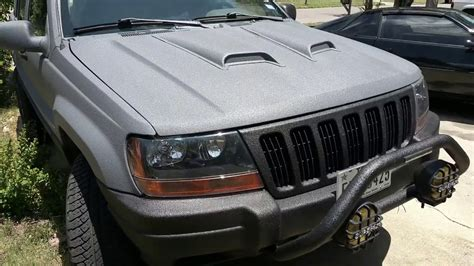 rex protective spray bed liner part   jeep