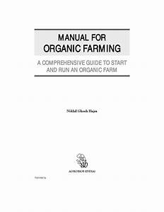 Download Manual For Organic Farming  A Comprehensive Guide