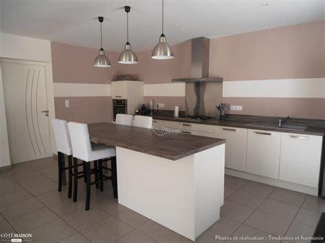 salon de la cuisine décoration d 39 un salon séjour cuisine entrée tendances et
