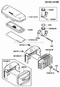 Kawasaki Engine Part Diagram