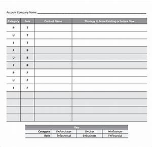 sample sales action plan 11 example format With business plan to increase sales template
