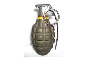 Pineapple Hand Grenade