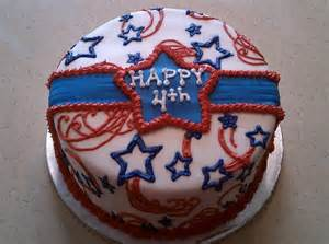 Independence Day Clip Art Cake