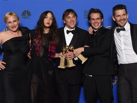 Golden Globe 2015: trionfano Boyhood e Grand Budapest ...