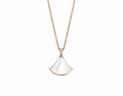 Necklace Bulgari Dream Divas Pearl Bvlgari Diamond