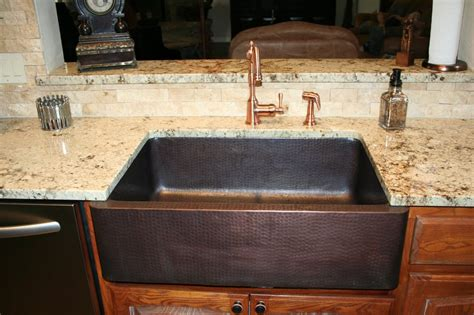 copper farmhouse style sink yelp