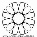 Coloring Margarita Margarida Margherita Colorear Desenho Disegni Colorare Colorir Daisy Pagina Ultra Dibujo Imprimir Template Ultracoloringpages sketch template