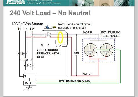 Gfci Ground Wiring Diagram Circuit Maker