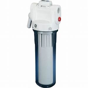 GE Whole Home Water Filtration System, Clear Filter ...