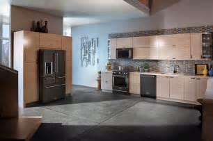 KitchenAid Kitchen Appliances Black Stainless Steel