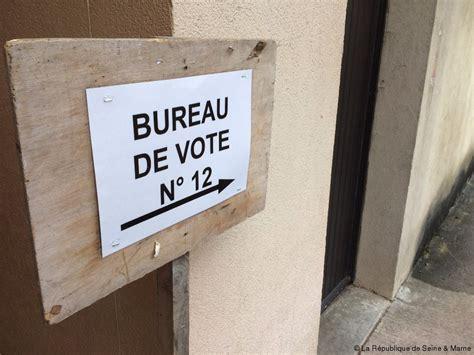 heure bureau de vote présidentielle 2017 les 1091 bureaux de vote sont