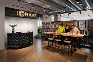 A Space That Encourages Collaboration: ICRAVE's NYC Office ...