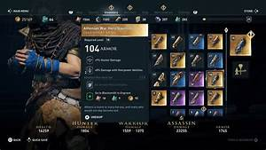 Assassin's Creed Odyssey: Best armor for the early, mid ...