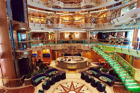 Vision Of The Seas Deck Plan by Radiance Of The Seas Alaska