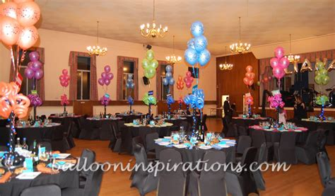 Music Themed Bat Mitzvah Decorations