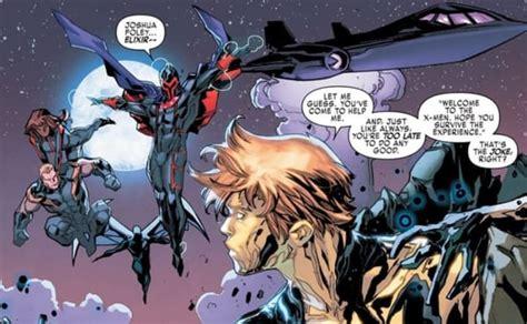 uncanny annual addresses pokes superman batman biggest problem fun greeted elixir magneto marvel comics