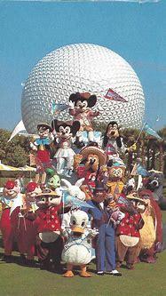 Ever Clever Mom - Vintage Disney Postcards: EPCOT's ...