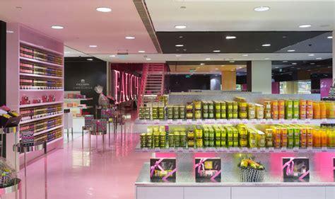 cuisine shop fauchon food shop by christian biecher retail